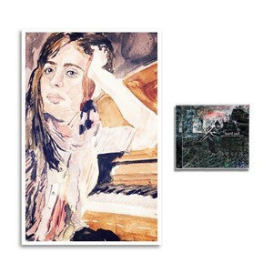 Autographed Self-Portrait Print Bundle