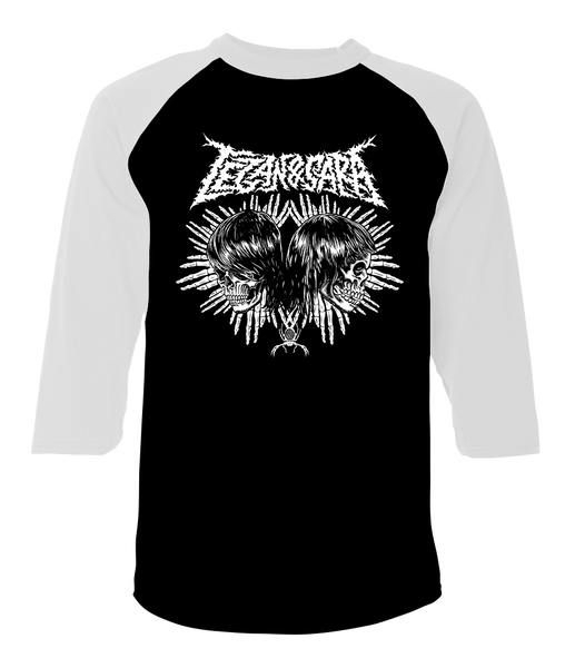Black Metal Raglan