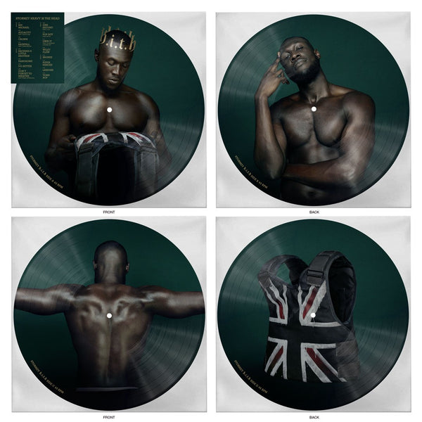 [PRE-ORDER] Heavy Is The Head Limited-Edition 2LP Picture Disc