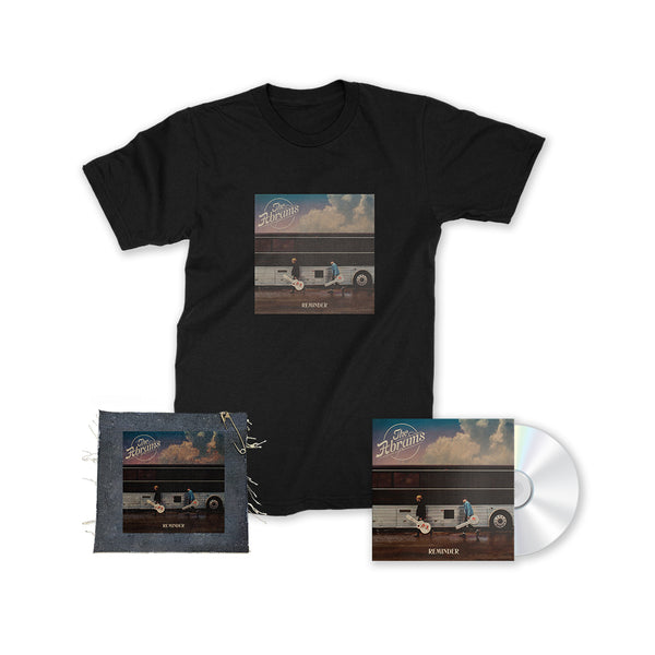 [PRE-ORDER] Reminder Cover T-shirt +Patch + CD Bundle