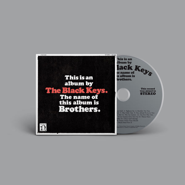 [PRE-ORDER] Brothers (Deluxe Remastered Anniversary Edition) (CD)