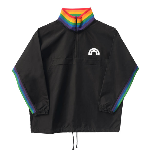 Tegan and Sara Rainbow Windbreaker