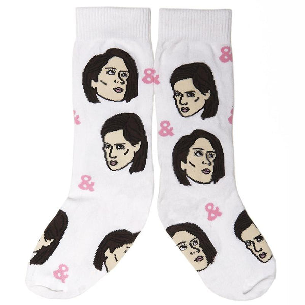 Tegan and Sara Socks