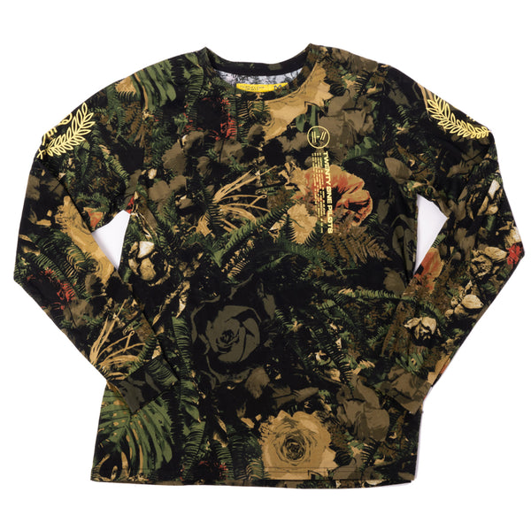 Logo Longsleeve (Camo Collection)