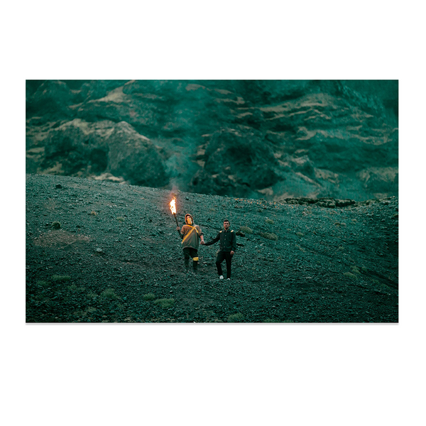 [PRE-ORDER] Torch Lithograph