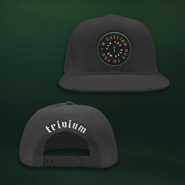 [PRE-ORDER] Calling Out Snapback Hat