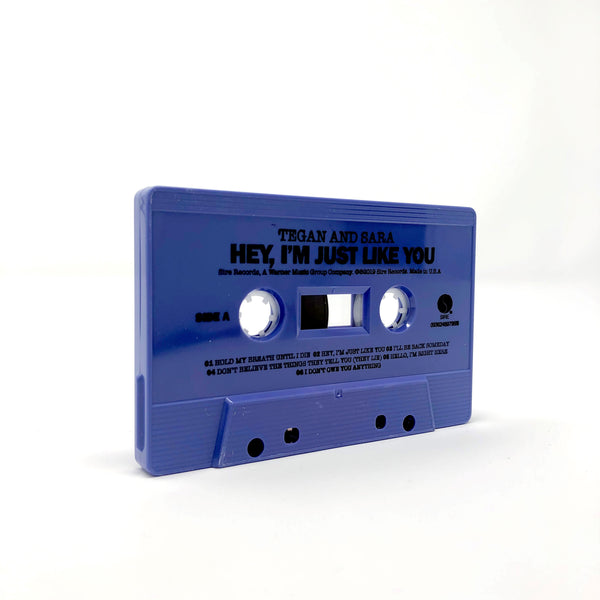 [PRE-ORDER] Hey, I'm Just Like You Purple Cassette