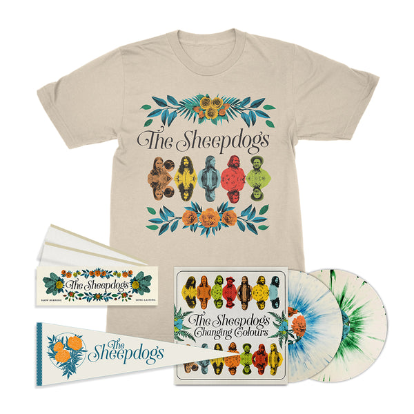 [PRE-ORDER] The Sheepdogs Deluxe Vinyl Bundle