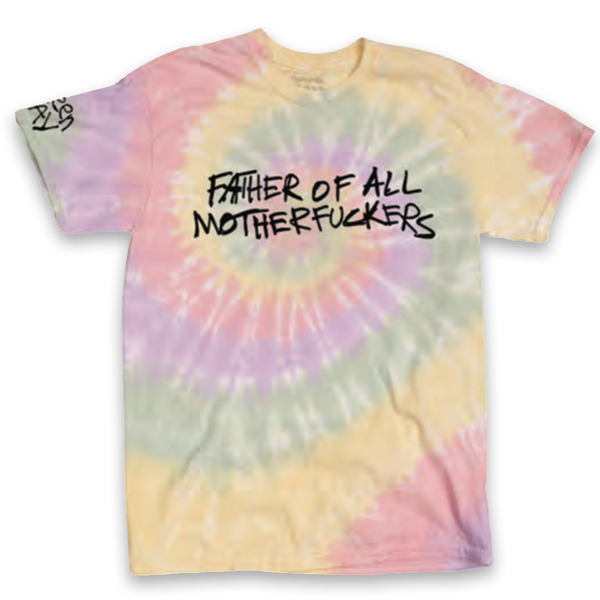Father of All... Tie Dye T-Shirt + Digital Album