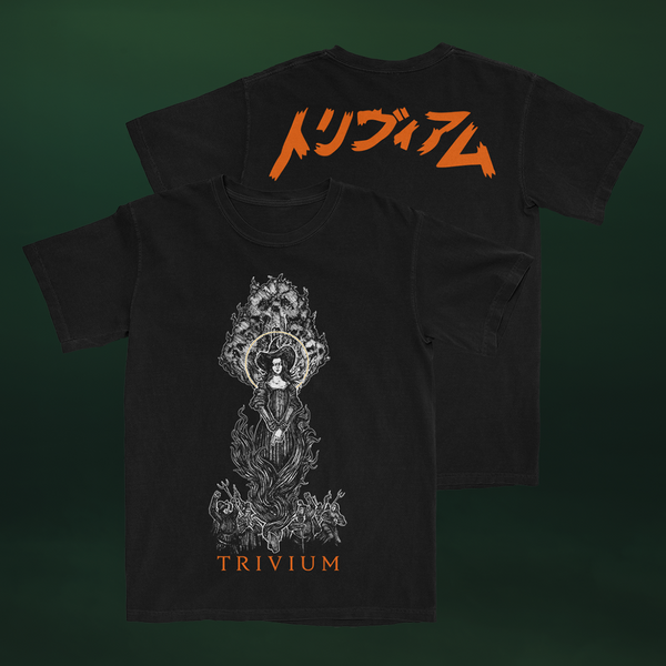 [PRE-ORDER] Burning Witch T-Shirt