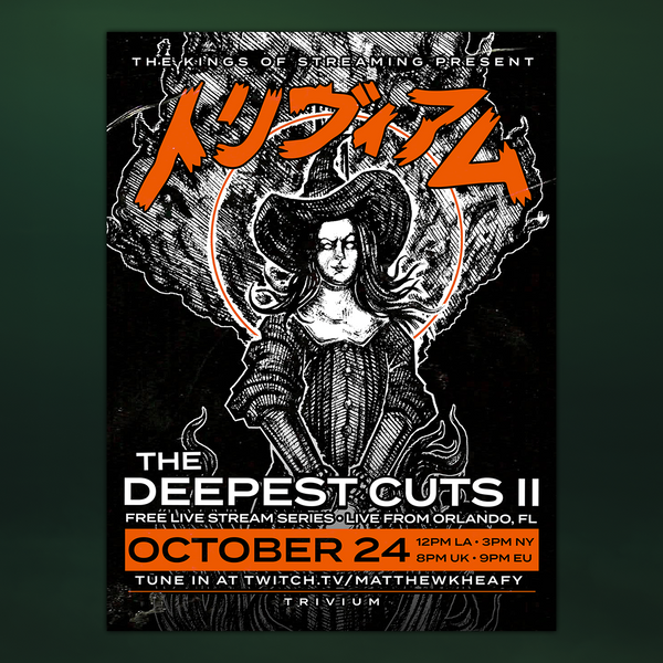 [PRE-ORDER] Deepest Cuts Poster
