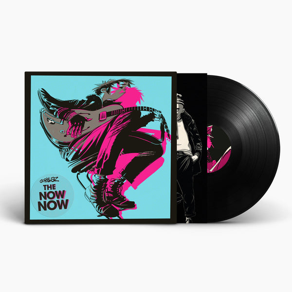 The Now Now Vinyl + T-Shirt + Cards + Slipmat