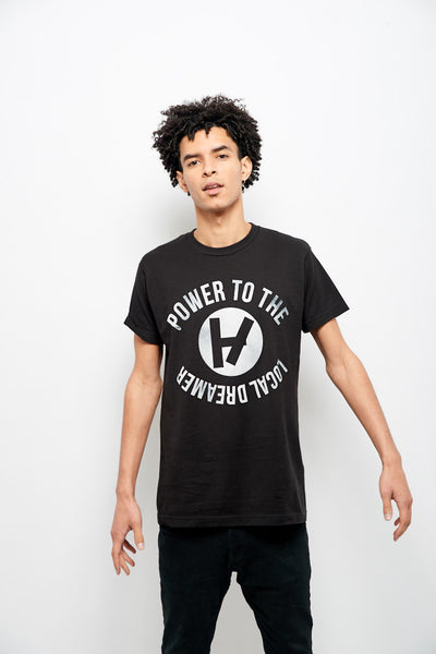 Power to Local Dreamer tee