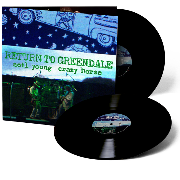 Return To Greendale Vinyl