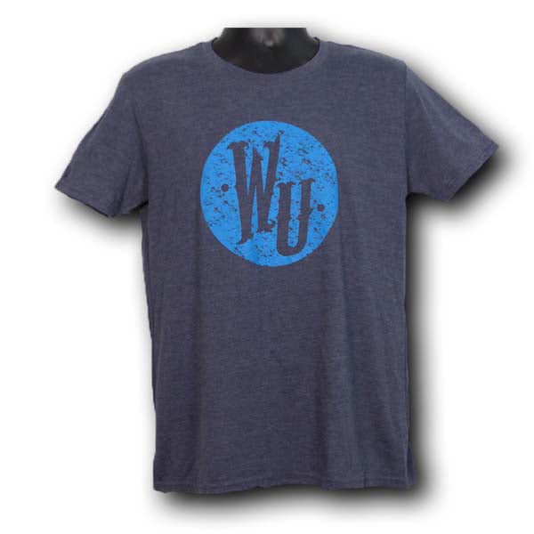 WU Blue Moon Mens T-Shirt