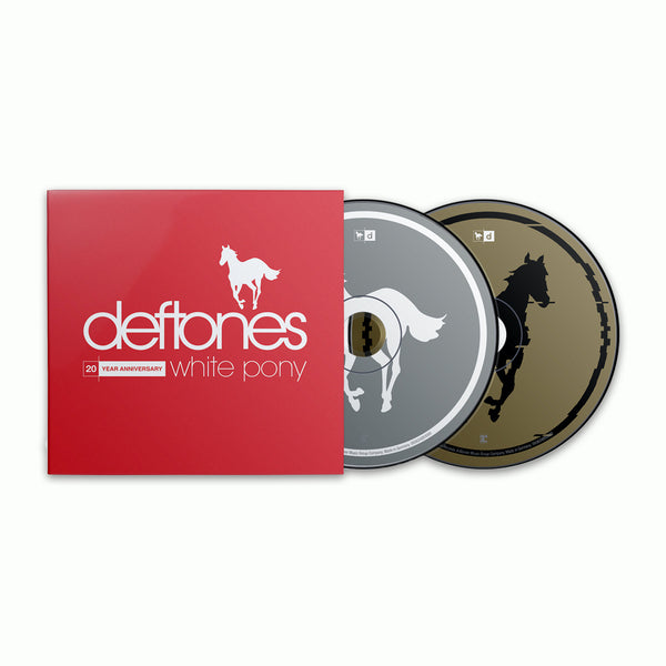 [PRE-ORDER] White Pony 20th Anniversary Deluxe Edition CD
