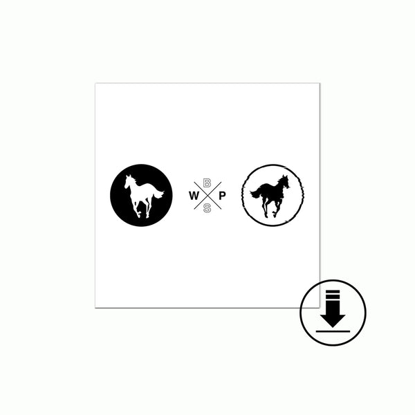 [PRE-ORDER] White Pony 20th Anniversary Digital Download
