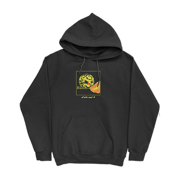 Whole World Sweatshirt + FEET OF CLAY Limited Color LP