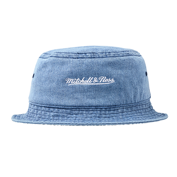 24K CxC Patch Bucket Hat (Denim)