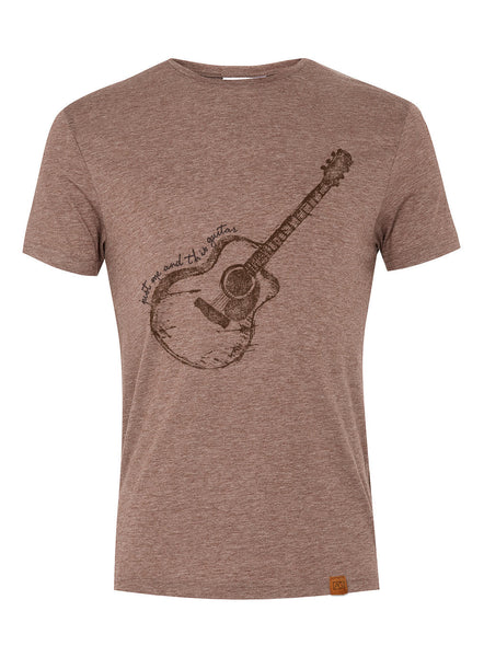 Just Me and This Guitar T-Shirt