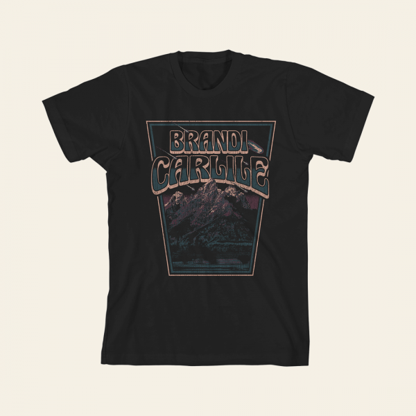Mountain Comet T-Shirt
