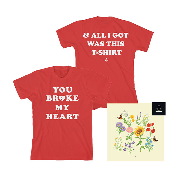 't-shirt' T-Shirt + Digital Album + IGTs