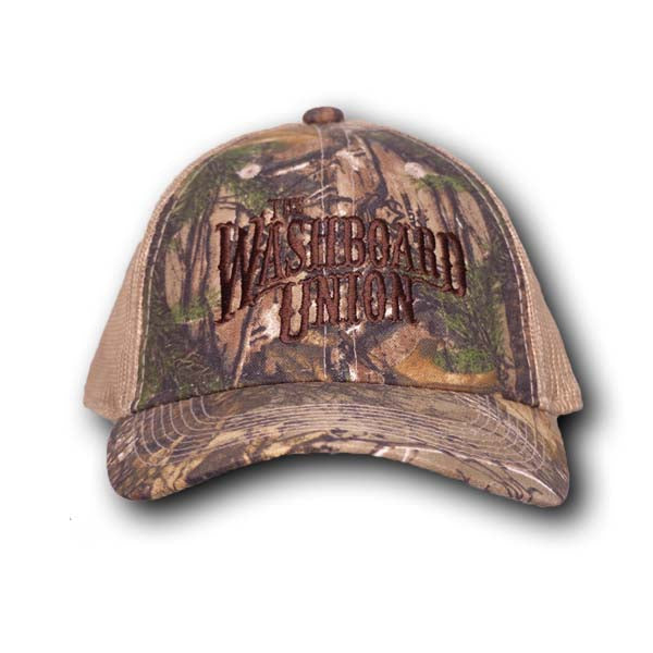 Logo Forest Camo Hat