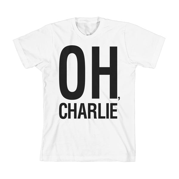 [PRE-ORDER] Oh Charlie T-Shirt + Voicenotes (Digital Album)