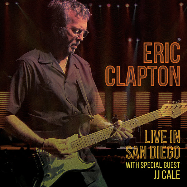 Live In San Diego (with Special Guest JJ Cale) 2CD