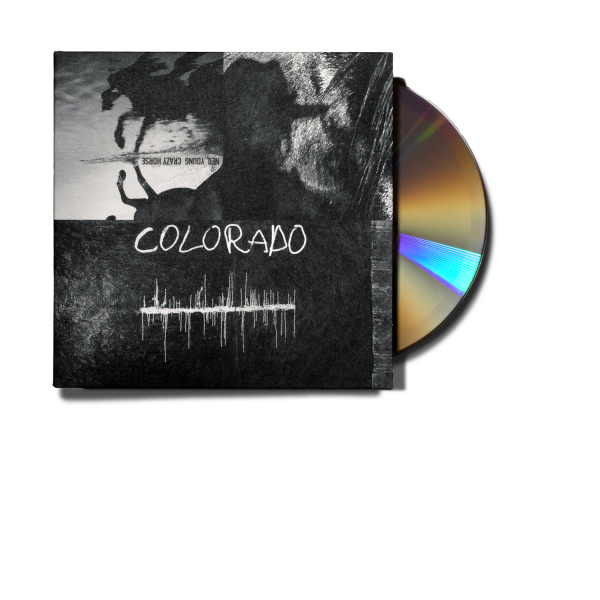 Colorado CD + Hi Res Download