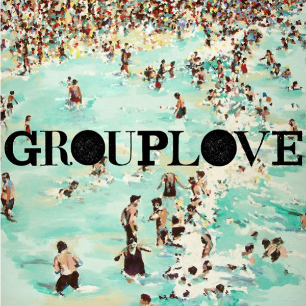 Grouplove EP CD