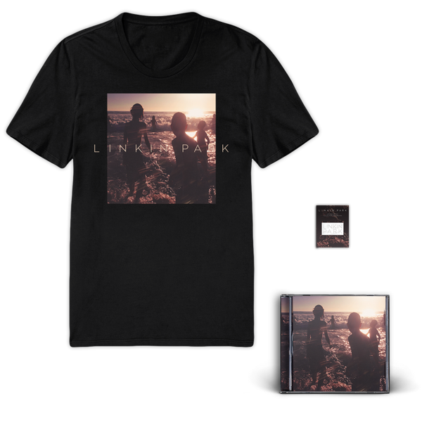 One More Light CD Bundle