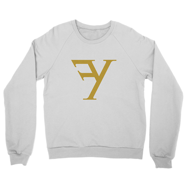 Logo White Sweatshirt