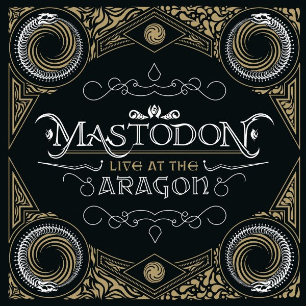 Live At The Aragon CD/DVD