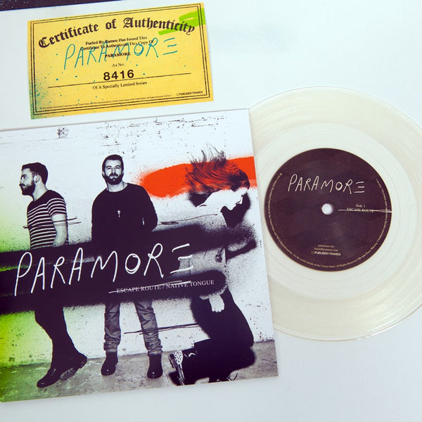 PARAMORE (DELUXE EDITION) 2XLP+CD+7