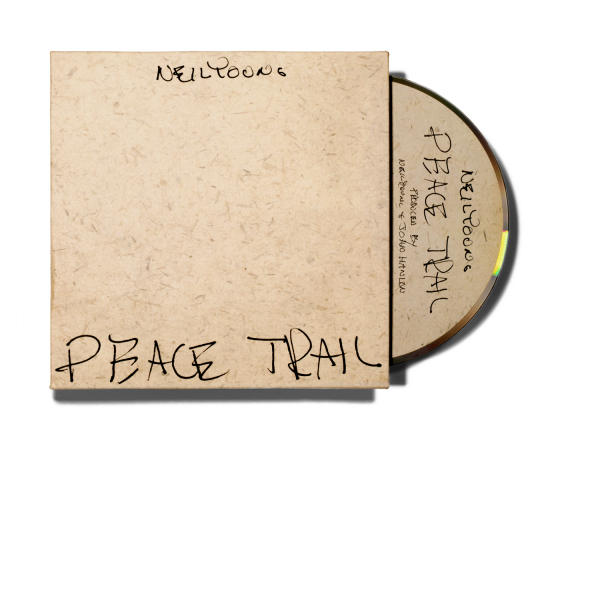 Peace Trail + Hi Res Download