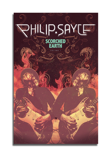Scorched Earth Poster Bundle