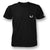 Pocket Logo Black T-Shirt