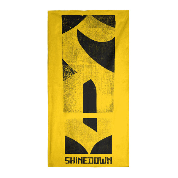 SD Overlay Beach Towel