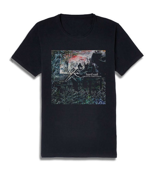 Hard Sail Album Cover Art T-Shirt