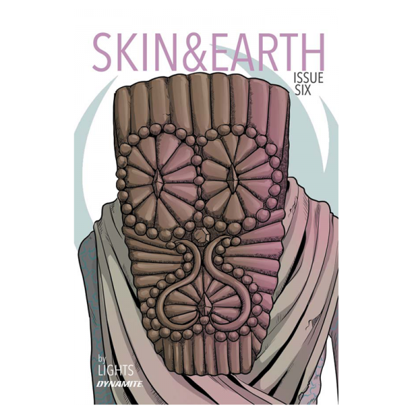 Skin & Earth Issue 6 Cover B