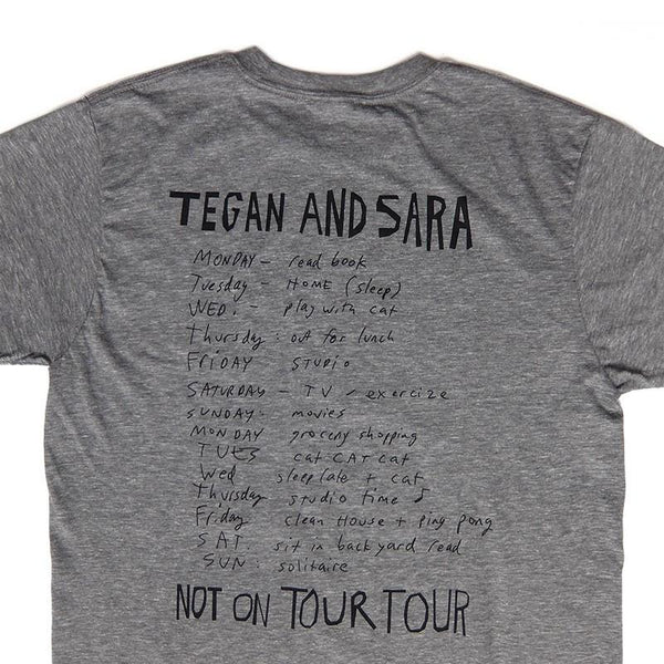 Not On Tour Unisex T-Shirt