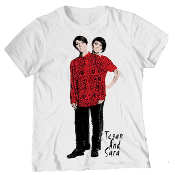 Two Head T-Shirt