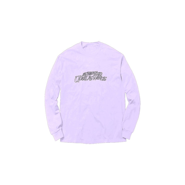 [PRE-ORDER] IWGUIW Album Cover (Lavender) Long Sleeve + Digital Album