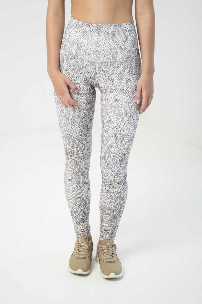 Desert Python High Waist Signature Pant - Barre Evolution