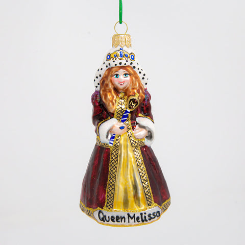 Queen Melissa Ornament
