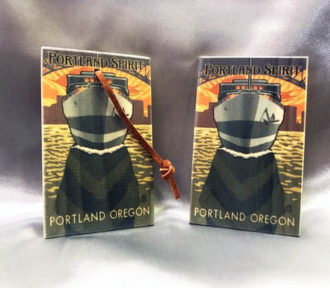 Portland Spirit Magnet or Ornament