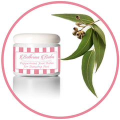 best foot balm made with eucalyptus