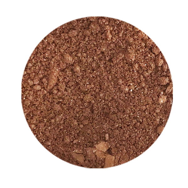 Total Babe Natural Eye Makeup Loose Mineral Shadow (Bronze)