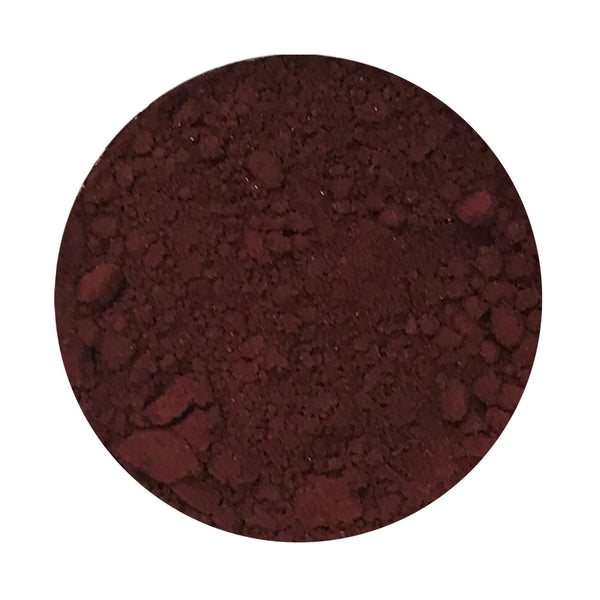 Empress Natural Eye Makeup Loose Mineral Shadow (Burgundy)
